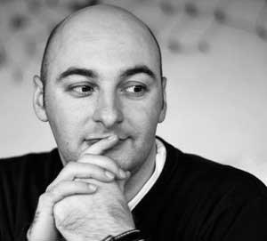 Stéphane Brossard, blogueur Amomenti, auteur de Promote, web specialist